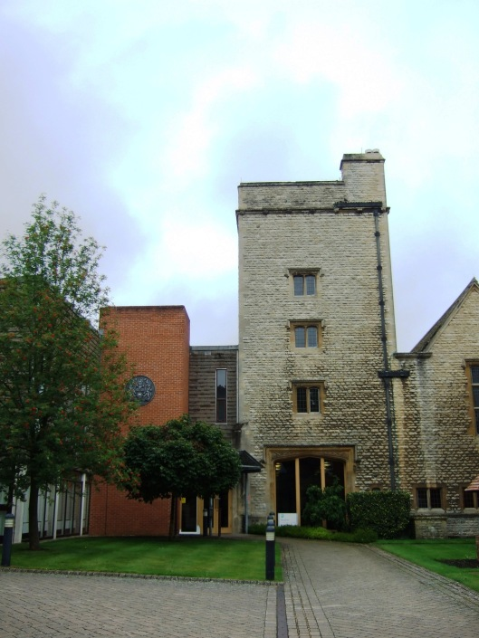 Open University Boars' Hill