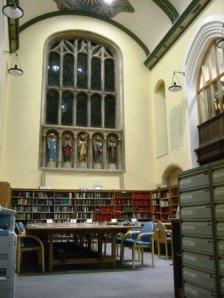 Oxfordshire History Centre searchroom