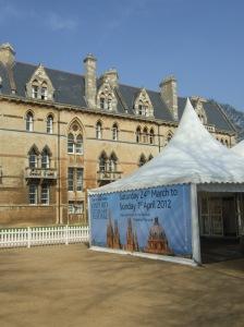Oxford Literary Festival 2012 (Tent)