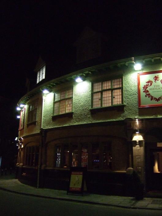 Red Lion pub