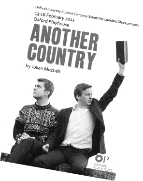"""play poster for """"Another Country"""""""