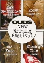 OUDS New Writing 2013 flyer