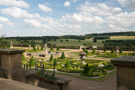 Harewood House Formal Garden