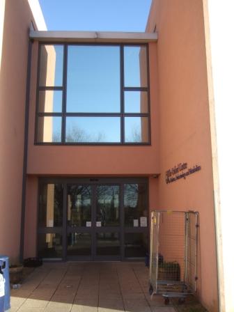 Churchill Hospital OCDEM building