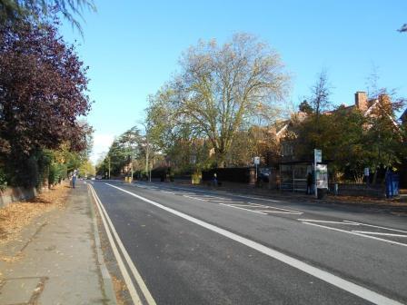 Banbury Road, Oxford