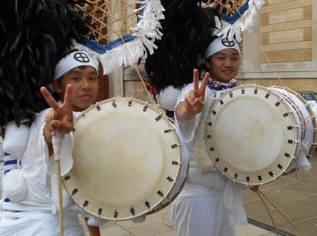 2015 09 18 Japanese dancers 026