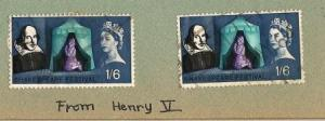 Shakespeare stamps 005