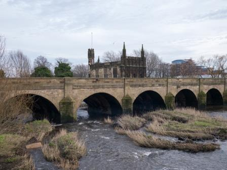 Wakefield Chantry Bridge