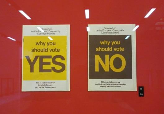 EEC Referendum 1975