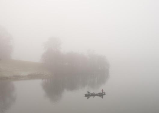 Blenheim ParkLake - Fishing