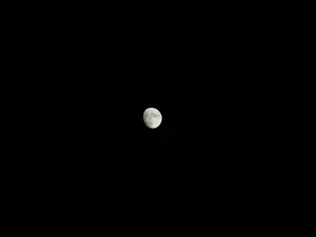 Moon (9th Jan)