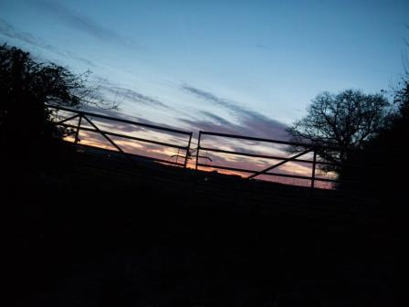 2017 03 26 Sunset Elsfield 002