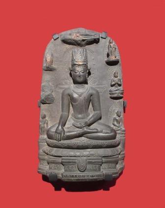 2017 10 17 Ashmolean  Bodhittsava Bengal 900-1100.JPG