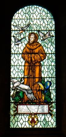 St Cross Hospital Worcester - chapel