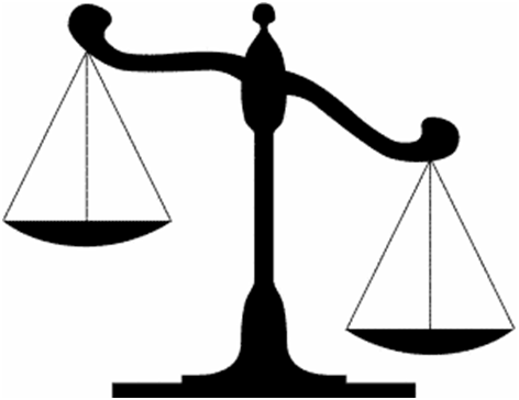 Scales of justice MS Clipart.png