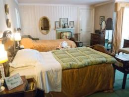 Nuffield Place - Guest Bedroom